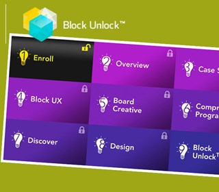 Gamification solutions Block Unlock BI WORLDWIDE Latin America.