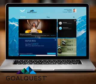 GoalQuest is a patented sales incentive program that is designed to motivate and reward sales teams.