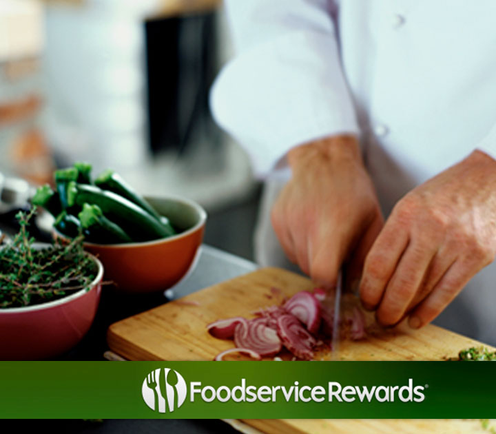 Popular food service rewards solutions from a global foodservice rewards provider.
