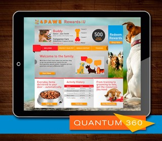 Customer Engagement through Loyalty Marketing and Quantum 360